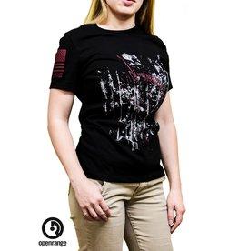 Shirt Short OZCOMPASS WRTS BLACK M