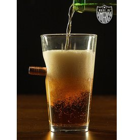 Shirt Short BENSHOT Pint Glass - .50cal - American Made