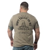 Shirt Short DON'T TREAD Tee, Coyote, XL