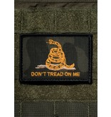 Shirt Short Dont Tread On Me Patch, Dark Multicam