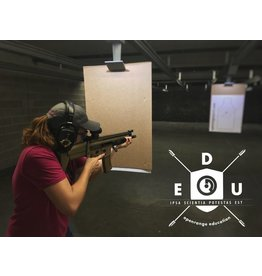 Advanced 8/25/18 Sat - Close Quarters Rifle - 9:30 - 4:00