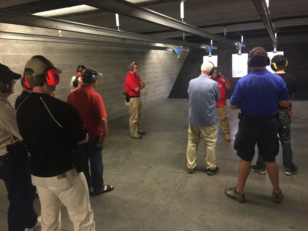 Advanced 8/26/18 Sun - Intermediate Pistol - 11:00 - 5:30