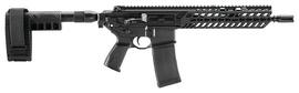 """Handgun New SIG MCX Pistol w/ Side-Folding Brace, 11.5"""" barrel"""
