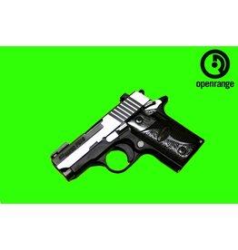 Handgun Used USED Sig Sauer P238 Equinox, 380, 6 rd