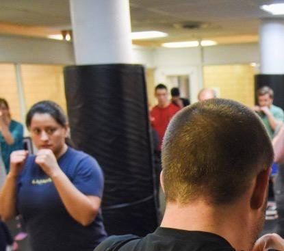 Basic Krav Maga 10/11/18 6:30pm to 7:30pm