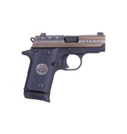 "Rotational Sig Sauer P238, STAND edition, 380acp, 2.7"", Night Sights, 6/7rd (SPECIAL EDITION)"
