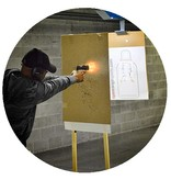 Basic 11/17/18 Sat - Intermediate Handgun Class - 9:30 to 4