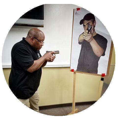 Advanced 12/21/19 Sat - Advanced Pistol Skills Class - 9:30 to 4