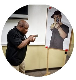 Advanced 9/21/19 Sat - Advanced Pistol Skills Class - 9:30 to 4