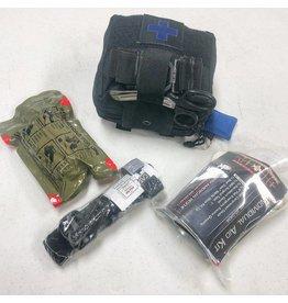 Basic 12/17/18 MON - Gunshot Trauma - 6pm to 7:30pm  (includes Tourniquet & Trauma kit)