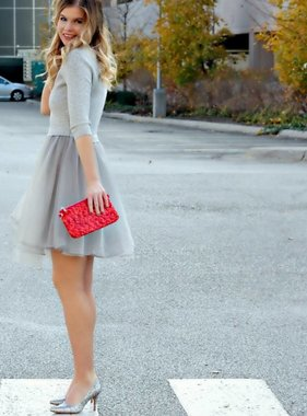 PRETTY PACKAGES DRESS