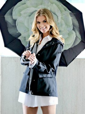 PLAYING IN THE RAIN JACKET