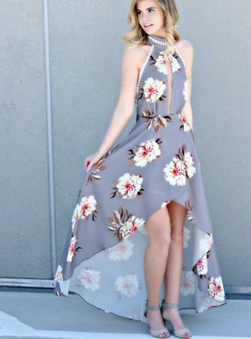 DEFINING MOMENT MAXI DRESS