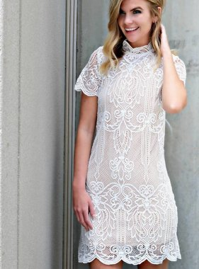 EVERY VOW AND AGAIN DRESS