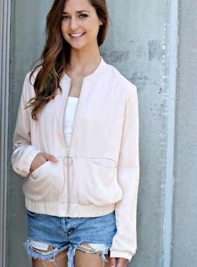 BLUSHING ALL THE WAY JACKET