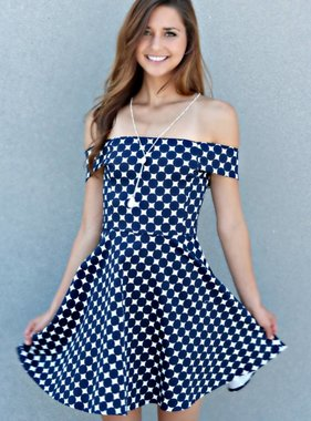 PICTURE PERFECT DRESS