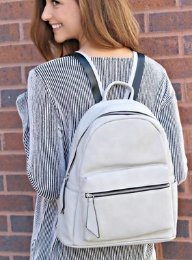 ADLEY VEGAN BACKPACK