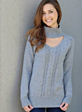 LUNCH DATE SWEATER