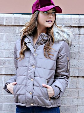 SHARE THE WARMTH JACKET