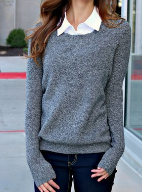 ON THE FLIP SIDE SWEATER