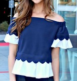 ALL ABOUT GIRLY TOP