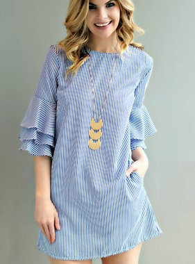 CURE THE BLUES DRESS
