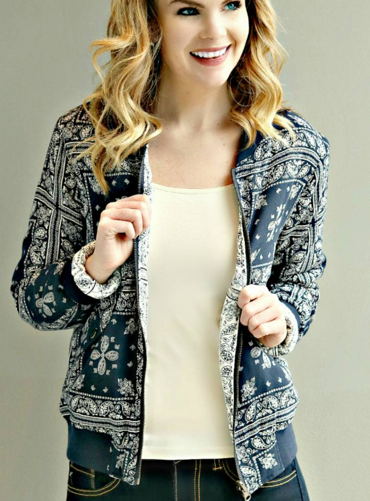 ADORE IT ALL JACKET