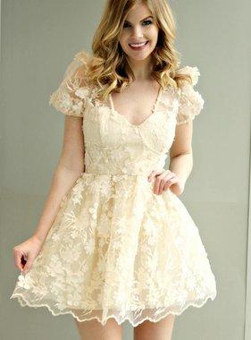 NEVER ENDING LOVE STORY DRESS