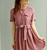 SIMPLE DOES IT SHIRTDRESS