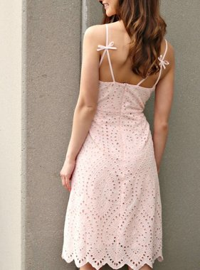 ISN'T IT ROMANTIC MIDI DRESS