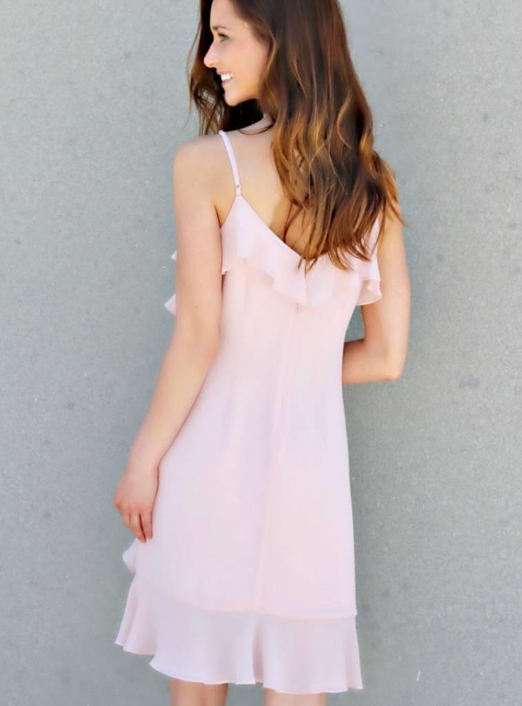 BLUSH & BASHFUL DRESS