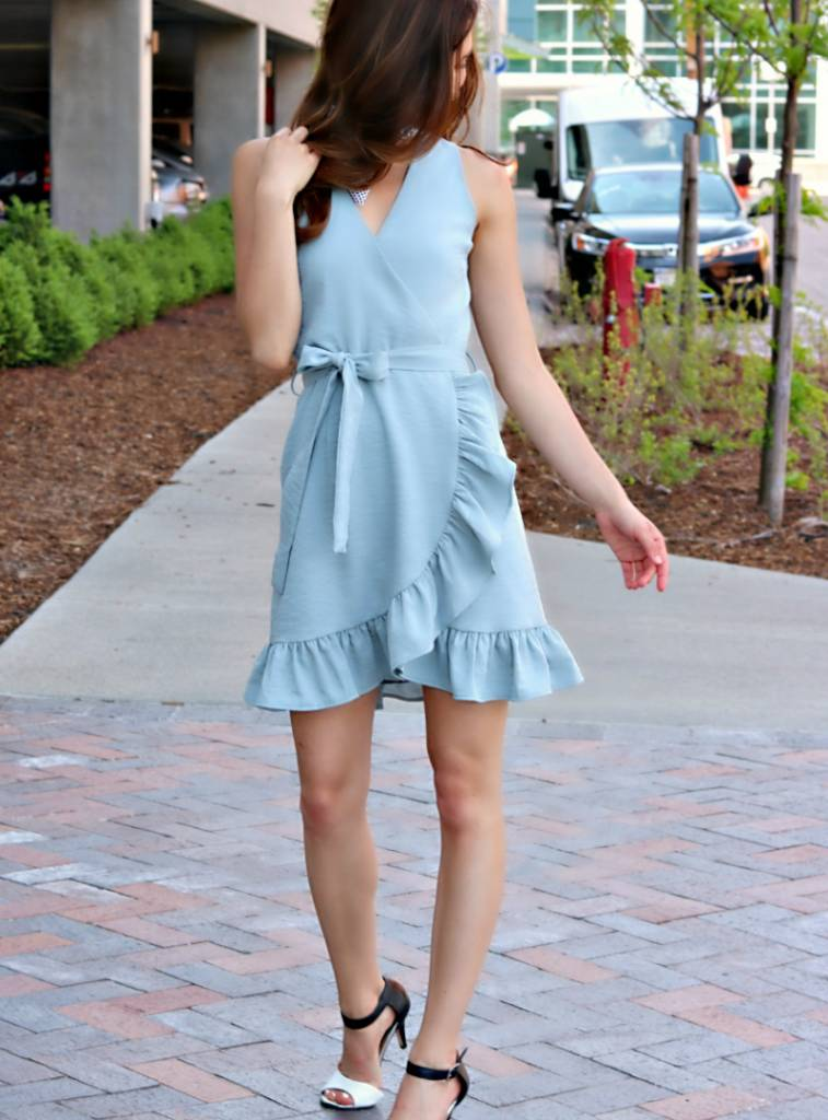 SOMETHING BLUE DRESS