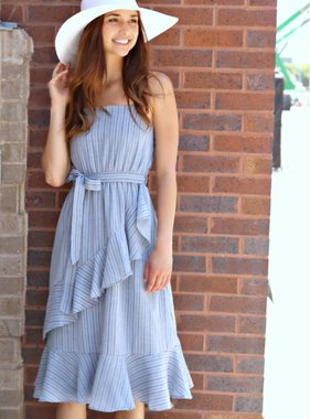 ENDLESS SUMMER NIGHTS MIDI DRESS