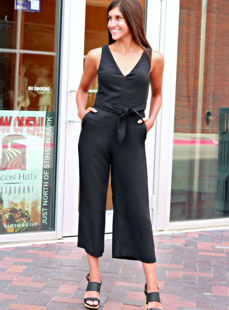 GALLERY OF FAME MIDI JUMPSUIT