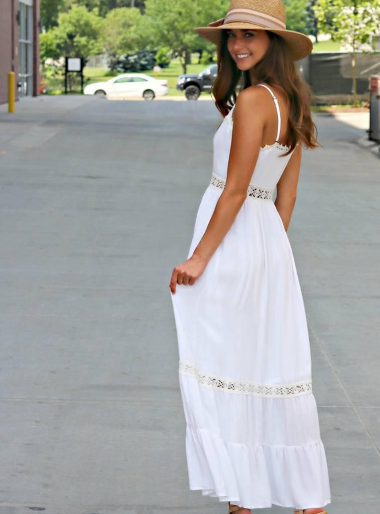 SHE'S LIKE THE WIND MAXI DRESS