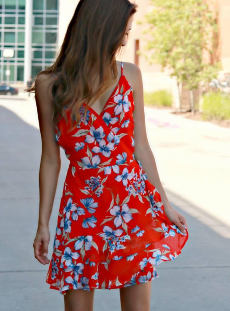 SUMMER FEVER DRESS