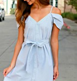 WORTHY OF BEING ADORED DRESS