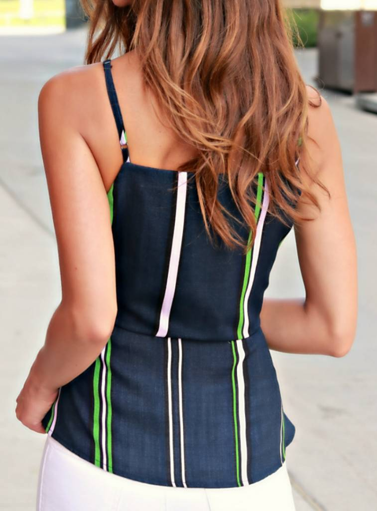 SET IN MOTION TOP