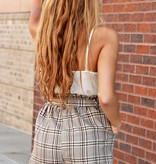 I'M PLAID ABOUT YOU SHORTS