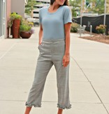 CONQUER FROM WITHIN MIDI PANTS