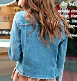 BONFIRE CUTIE DENIM JACKET