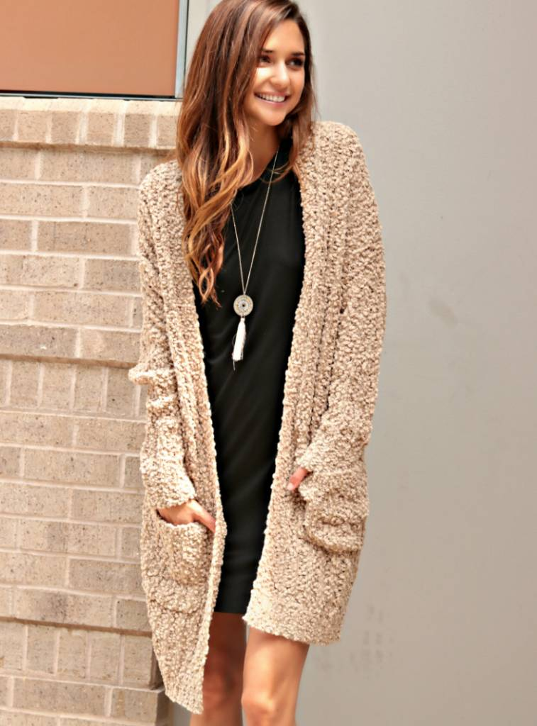 MOSEY ON OVER CARDIGAN