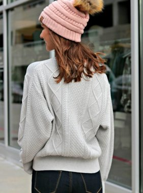 COZY COUNTRYSIDE SWEATER