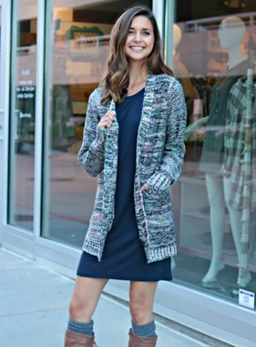 FIND YOUR WAY CARDIGAN