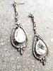Dressy Antique chandelier earrings
