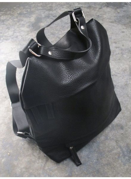 Handbag Modern vegan leather backpack