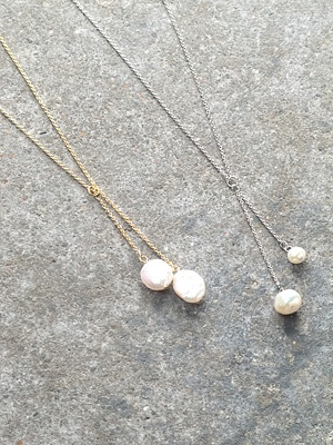 Casual Dainty pearl Y