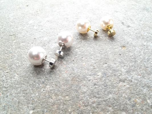 Stud Pearl post studs