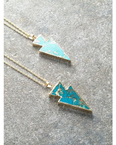 notonthehighstreet arrow normal and by bow s jewellery necklace com product j jandsjewellery