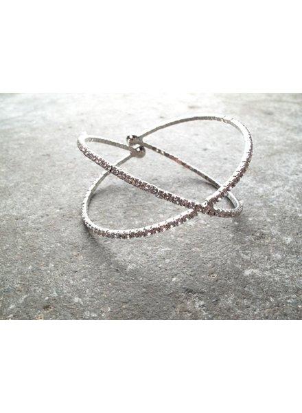Dressy Crossover X bracelet